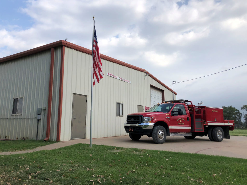 Emergency Fire Equipment